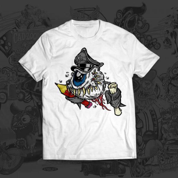artist tee shirts