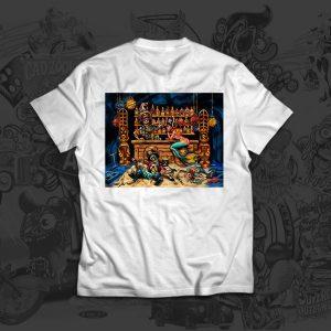 A Pirates Life Big Toe Art Tshirt