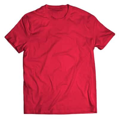 cherry red tshirt