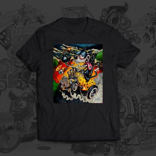 Bag Of Tricks Big Toe Art Tshirt