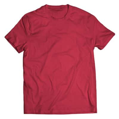 cardinal red tshirt