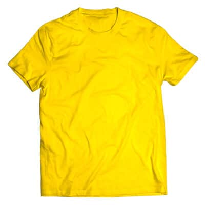 daidy yellow tshirt