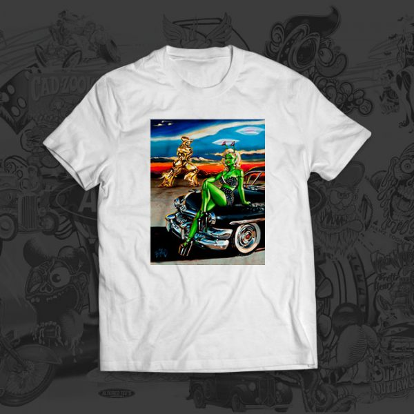 El Mirage - Big Toe Art - Tshirt