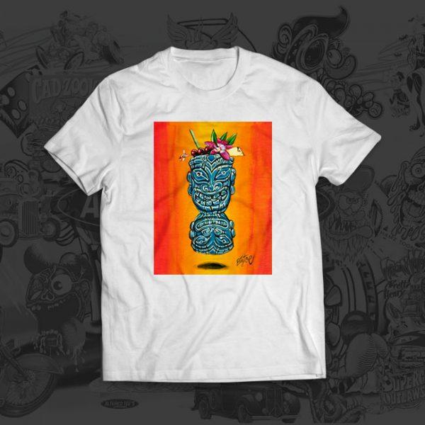 Floating Marq Marq - Big Toe Art - Tshirt