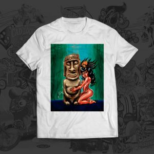 Henry - Big Toe Art - Tshirt