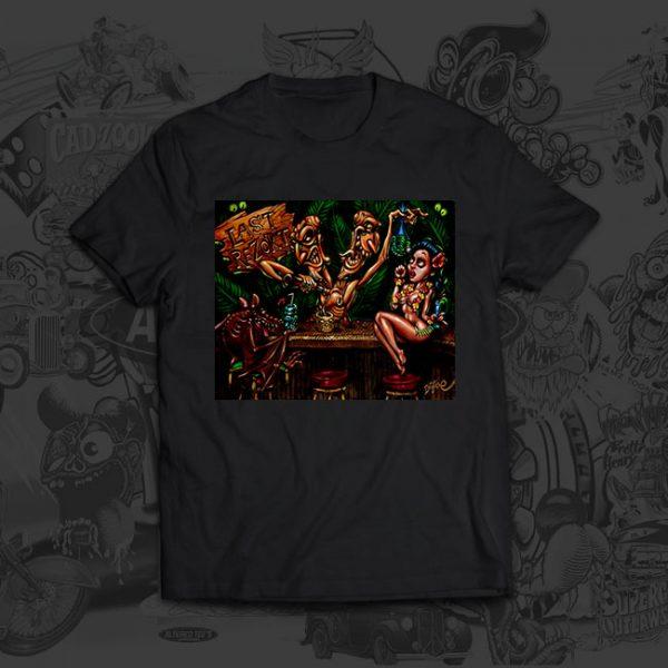 Last Rezort - Big Toe Art - Tshirt