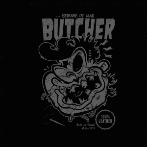 Mad Butcher Christoph Matzi