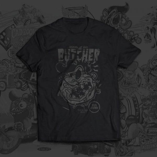 Mad Butcher Christoph Matzi Tshirt