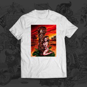Maiden - Big Toe Art - Tshirt