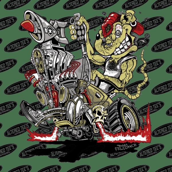 Rat Bike - Dan Falconer