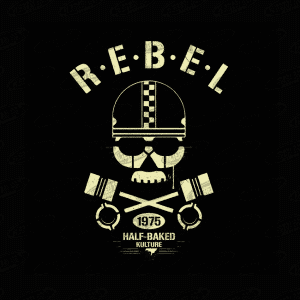 Rebel 1975 half baked Christoph Matzi