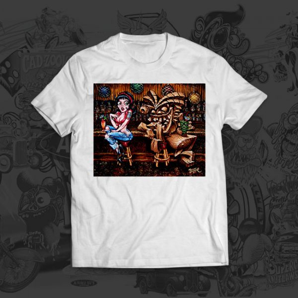Rubys Dilemma - Big Toe Art - Tshirt