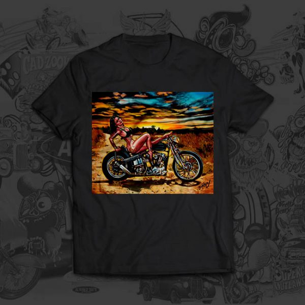 Tijuana Tickler - Big Toe Art - Tshirt