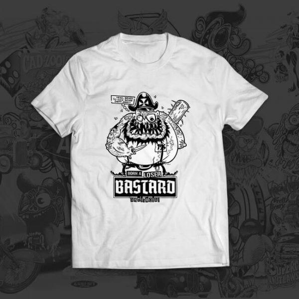 born a loser Christoph Matzi Tshirt