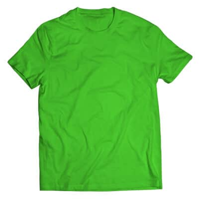 electris green tshirt