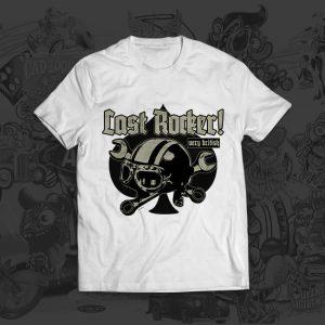 last rocker Tshirt