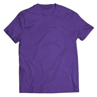lilac tshirt