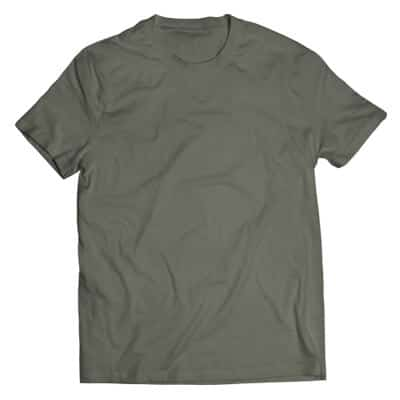 military green tshirt