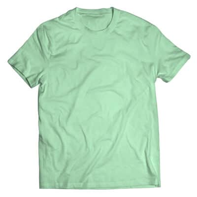 mint green tshirt