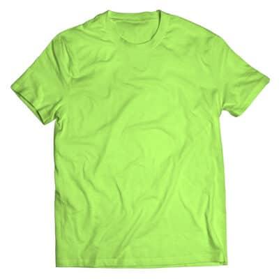 neon green tshirt