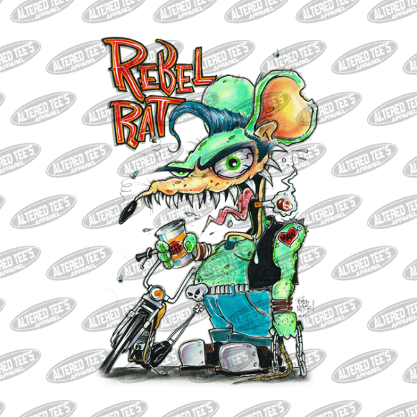 rebel rat - ben drag daddy