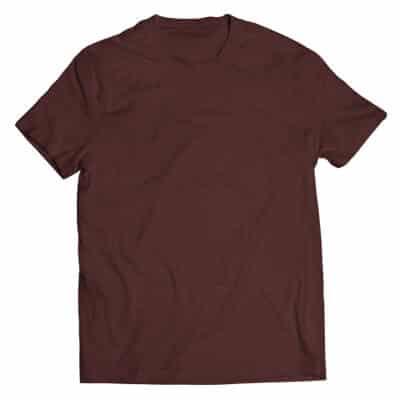 russet tshirt