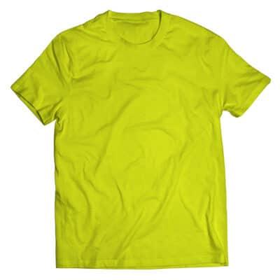 saftey green tshirt
