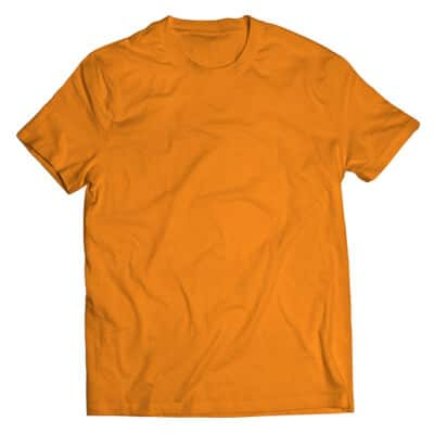 saftey orange tshirt