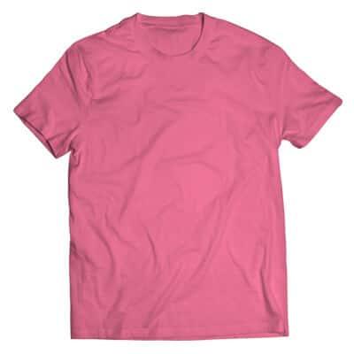 saftey pink tshirt