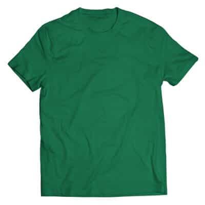 turf green tshirt