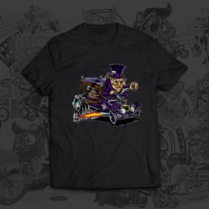 zombie reaper Brit Madding tshirt