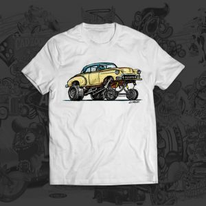 53 Chevy Gass - Mark Ervin - tshirt