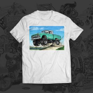 64 GMC - Mark Ervin - tshirt