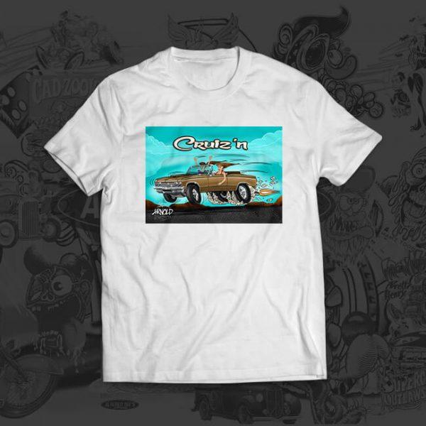 Cruiz n- mark arnold tshirt