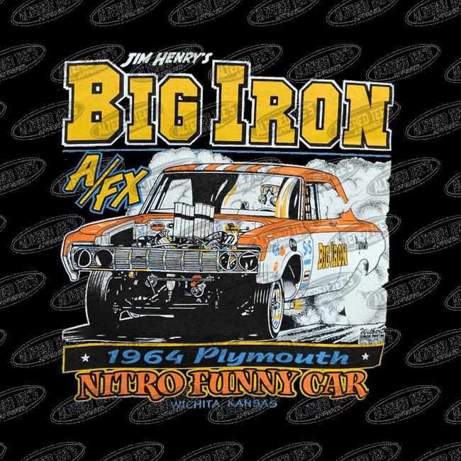 big iron 1964 race team