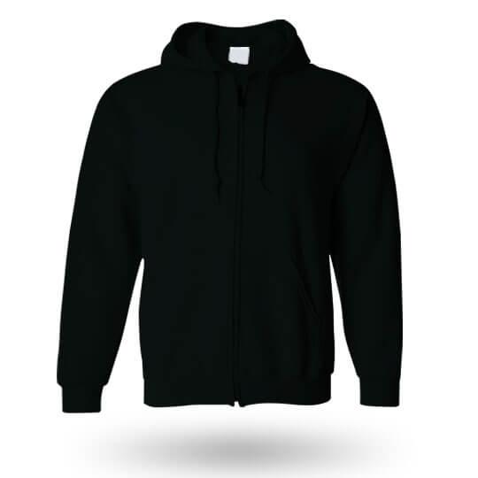 charcoal custom hoodie