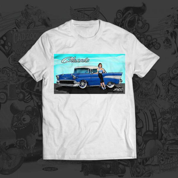 classic - mark arnold tshirt