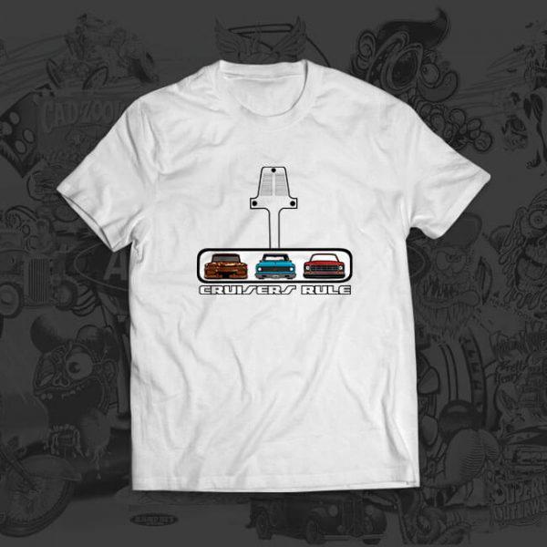 cruisers rule tshirt