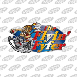 flying fyfer race team tshirt