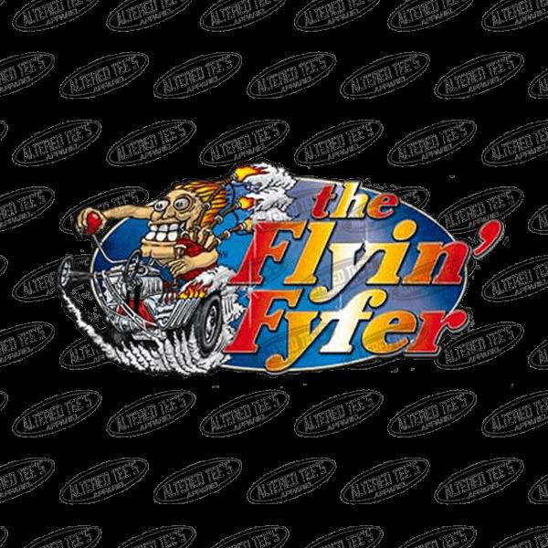 flying fyfer race team tshirt