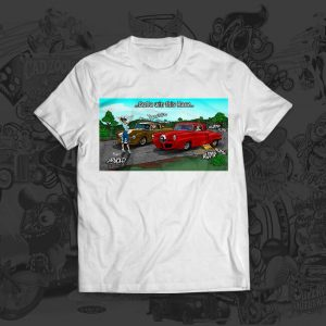 gotta win this race - mark arnold tshirt