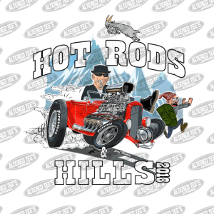hot rods and hills