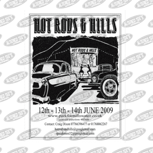 hot rods and hills june 2009