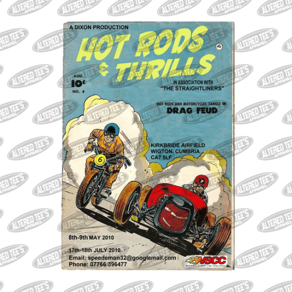 hot rods and hills thrills