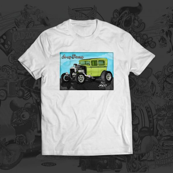 in my dreams - mark arnold tshirt