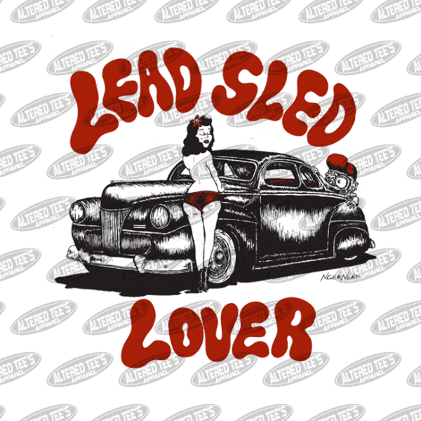 lead sled lover - nik garnert