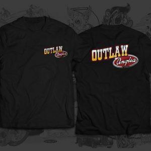 outlaw anglia tshirt