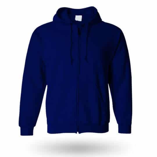 oxford navy custom hoodie