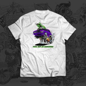 pistol whip - john skidmore - tshirt