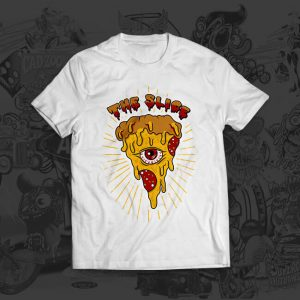 pizza slice - Michael Jahpix - tshirt